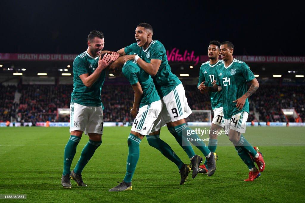 GBR: England U21 v Germany U21 - International Friendly