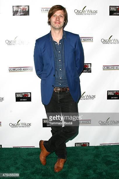 Felix Van Groeningen attends the USIreland alliance preAcademy Awards event held at Bad Robot on February 27 2014 in Santa Monica California