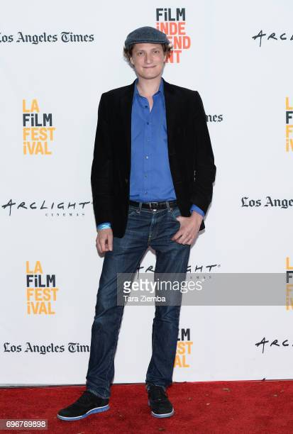 """Felix von Poser attends the """"Replace"""" screening during 2017 Los Angeles Film Festival at Arclight Cinemas Culver City on June 16, 2017 in Culver..."""