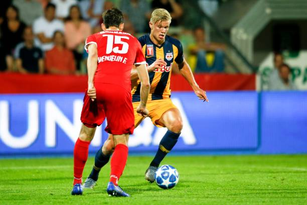 AUT: SC Parndorf v RB Salzburg - Uniqua OeFB Cup