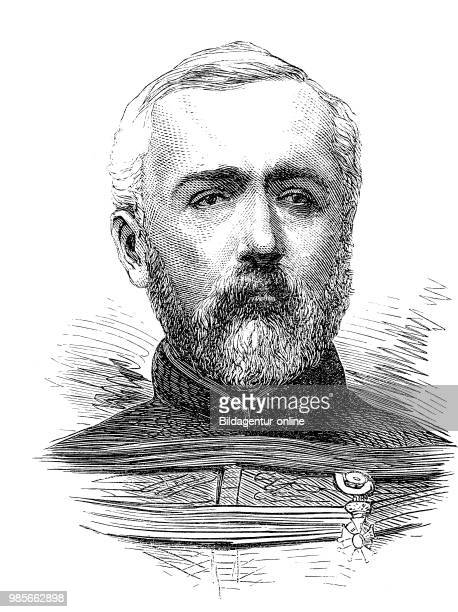 FelixCharles Douay 14 August 1816 4 Mai 1879 war ein franzoesischer General French corps leaders during the GermanFrench war 1870/71 digital improved...