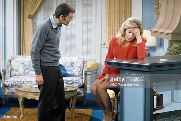 COUPLE Felix's Wife's Boyfriend 9/24/71 Tony Randall Janis Hansen