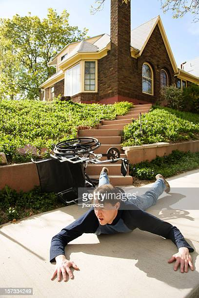 Fell Down The Stairs Again