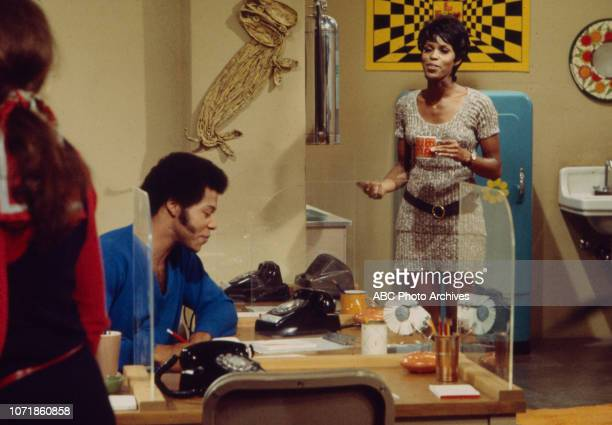 Felton Perry Chelsea Brown appearing in the Walt Disney Television via Getty Images series 'Matt Lincoln' episode 'Charles'