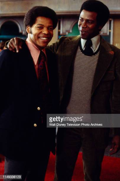 Felton Perry Louis Gossett Jr appearing on the ABC tv movie 'The Fuzz Brothers'