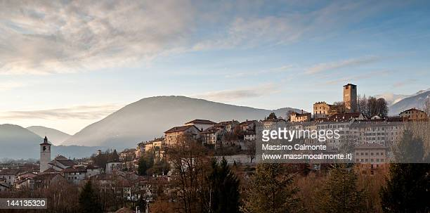 feltre town - belluno stock pictures, royalty-free photos & images