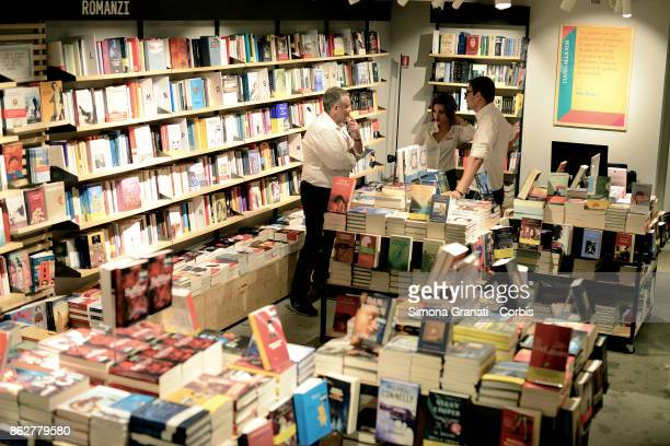 Feltrinelli Publishing House inaugurates in Rome RED Read Eat Dream the Bistrot with bookshop restaurant cinema and eventson October 18 2017 in Rome...