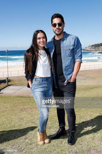 Fely Irvine and Tai Hara attend the OneTeaspoon Fashion Launch on August 29 2018 in Sydney Australia