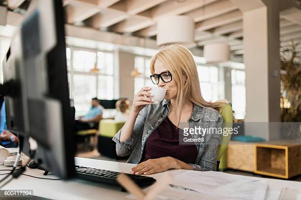female architect working on project - sexy drawing stock pictures, royalty-free photos & images
