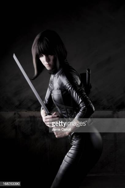 Female assassin series