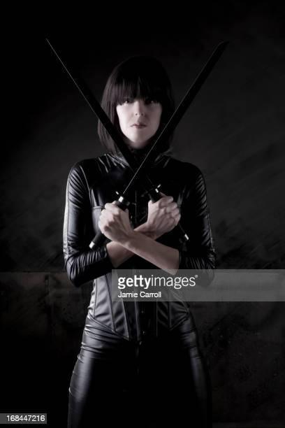 Weibliche Killer series