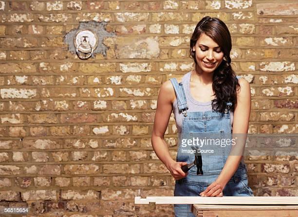Weibliche builder