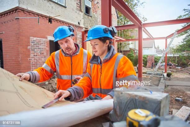 female building surveyor
