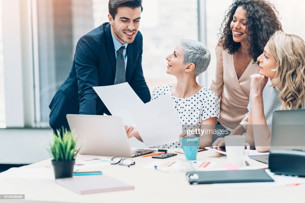 Female CEO : Stock Photo