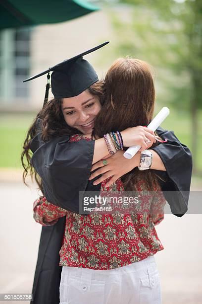 Female college graduate