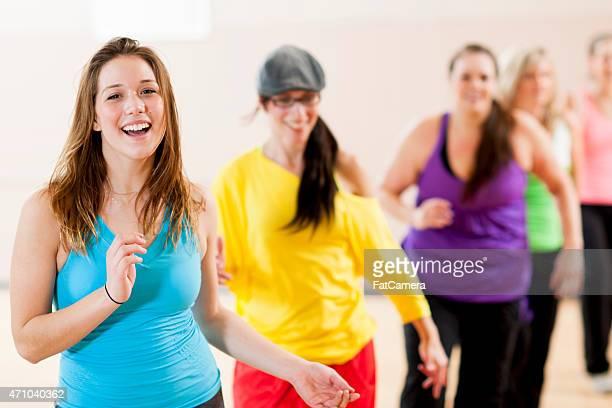 Female Dance Class