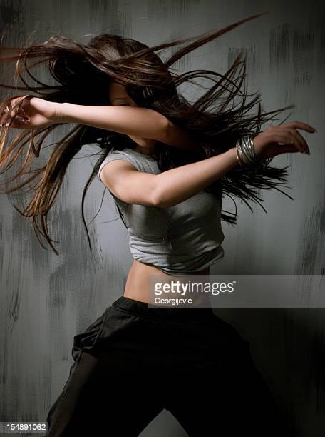 Weibliche-Tänzer