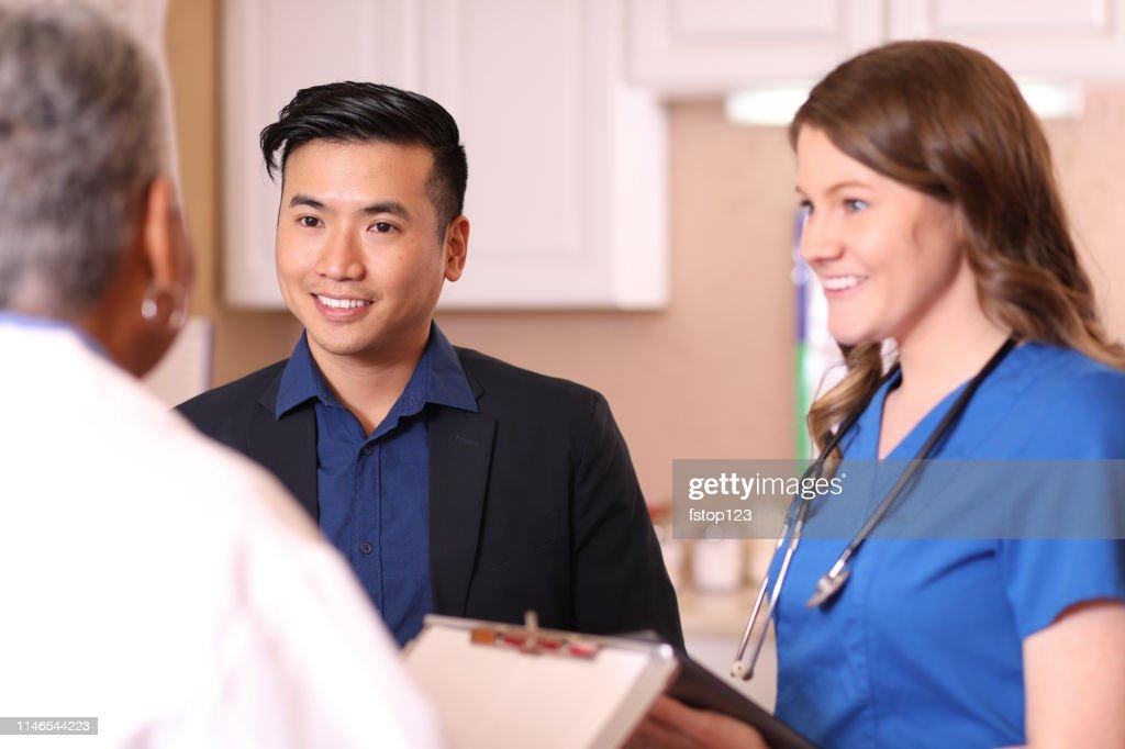 Alla sjuk sköterskor Dating läkare
