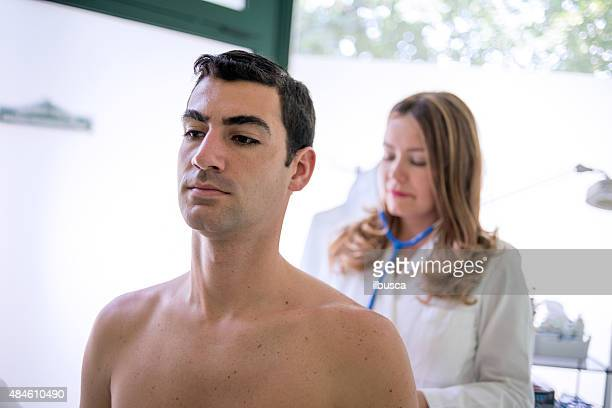 Nude Doctor Stock Photos And Pictures  Getty Images-8430