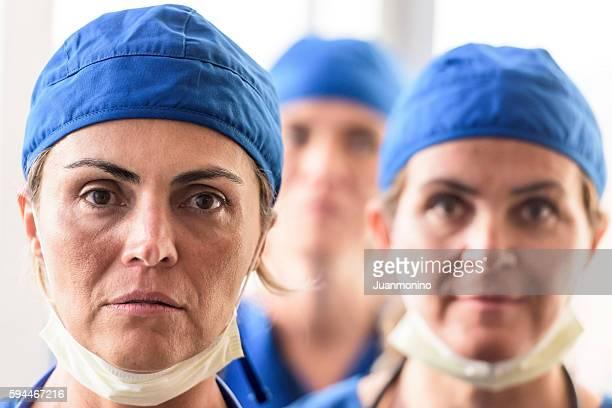 Femme médecins
