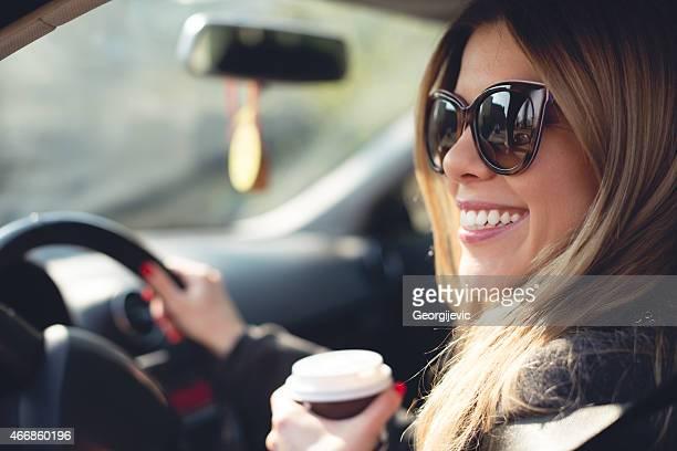 Weibliche Fahrer