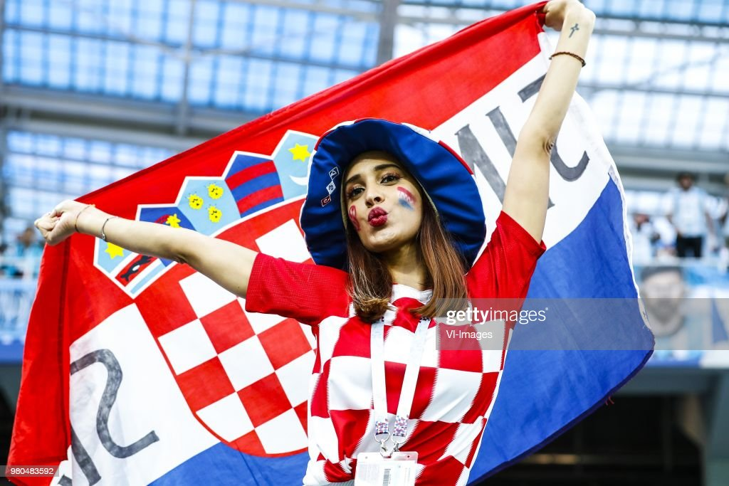 "FIFA World Cup 2018 Russia""Argentina v Croatia"" : News Photo"