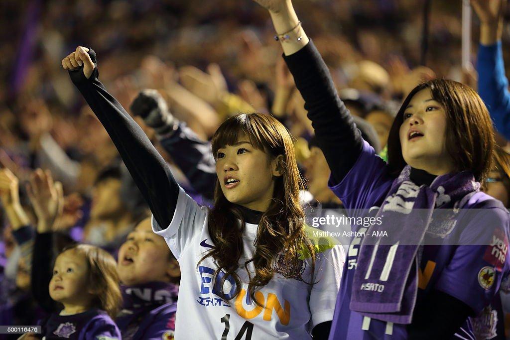 Sanfrecce Hiroshima v Gamba Osaka - J.League 2015 Championship : News Photo