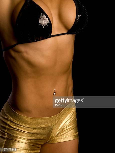 Female Figure & Fitness Model