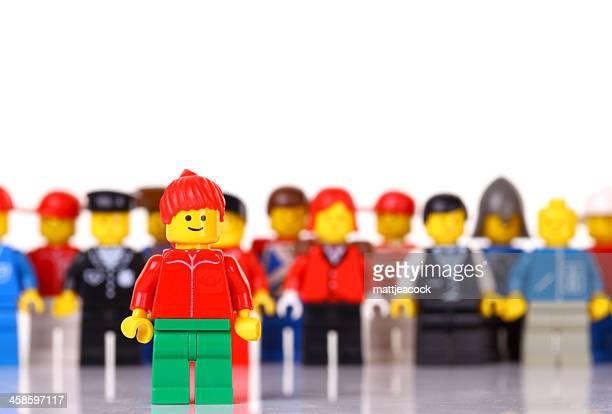 LEGO Weibliche Figur