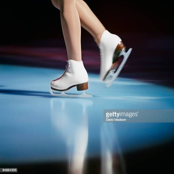 Female figure skater.