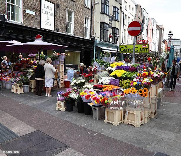 female florist in Dublin
