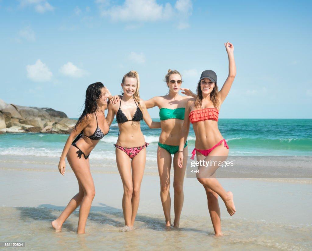 females Nude bikini sensual heat erotic