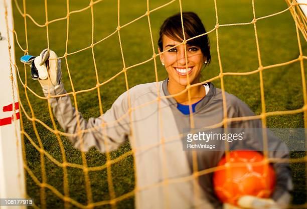 Female Goal Keeper