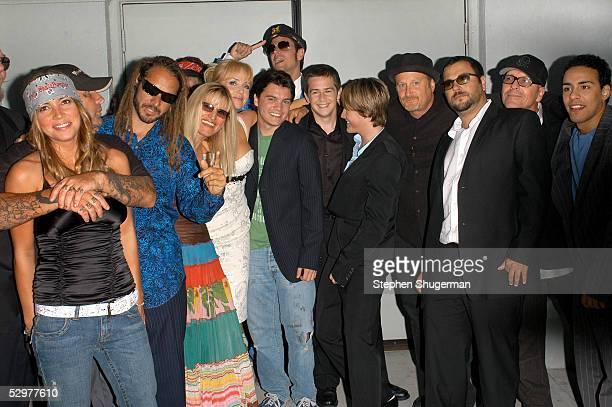 Female guest, Original Z-Boys pro-skater Jay Adams, Tony Alva, Director Catherine Hardwicke, actress Rebecca De Mornay, actor Emile Hirsch, Johnny...