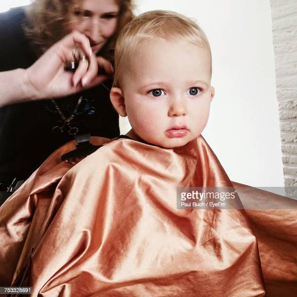 Cute Boys Haircuts Stock Photos And Pictures