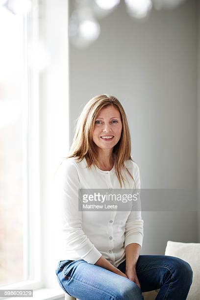 Female interior designer portrait