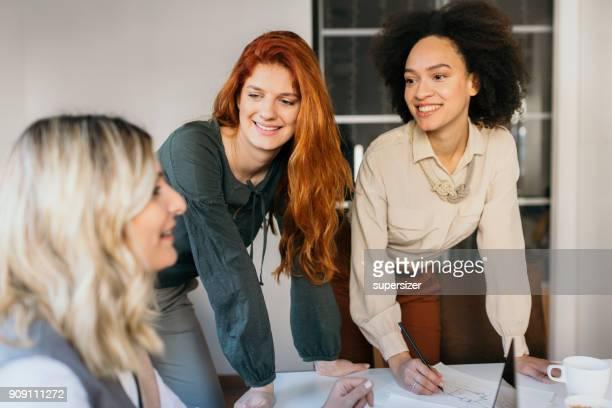 女性指導者