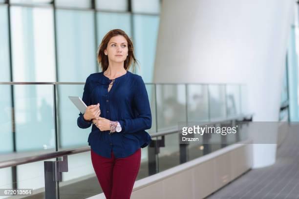 Female ledaer in business
