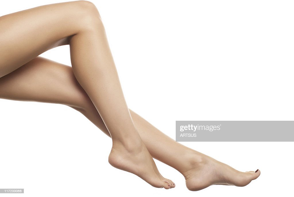 Female legs : Stock Photo