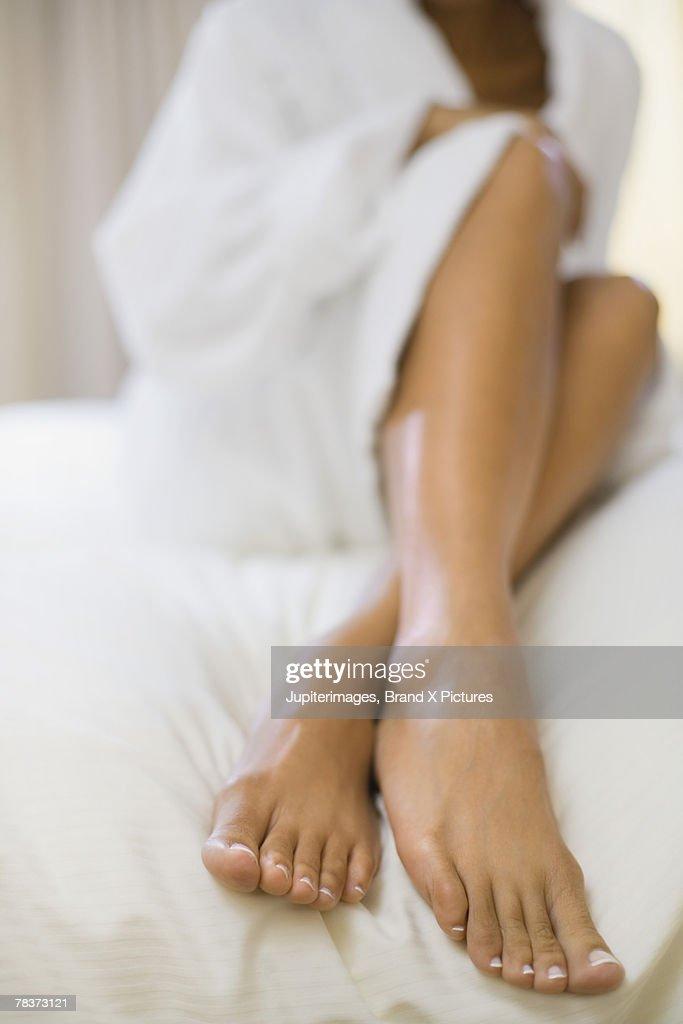 Female legs : Stock Photo