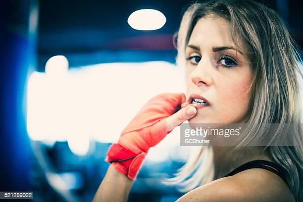 Female Martial Arts Professional