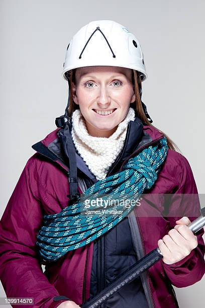 Female Mountaineer