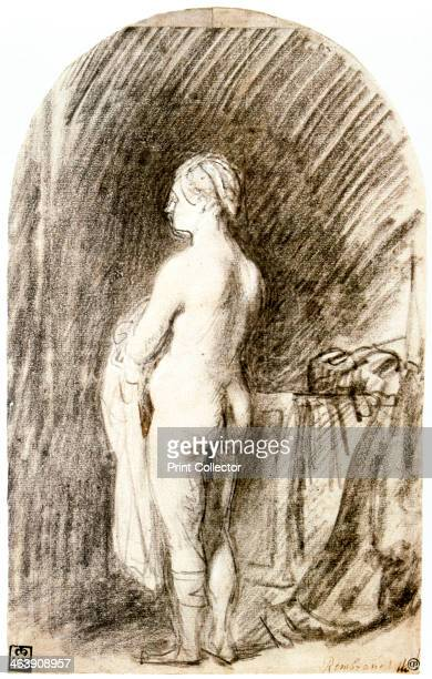 'Female Nude' 17th century From the Museum of Fine Art Budapest