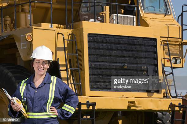 female oil worker - oil sands stock pictures, royalty-free photos & images