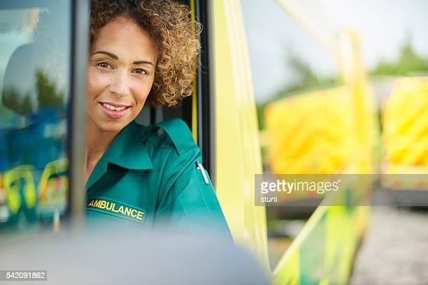 Femme Auxiliaire médical