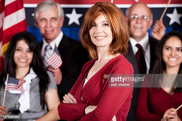 female politician - mayor stock pictures, royalty-free photos & images
