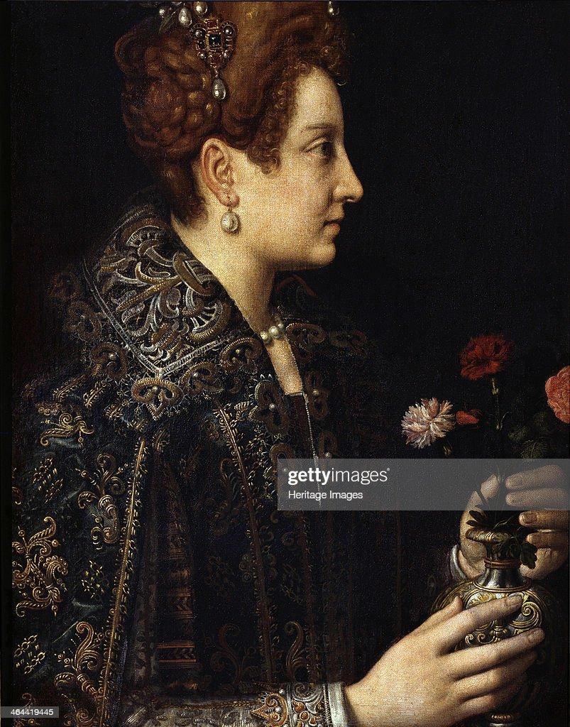 'Female portrait', c1550-1620. Artist: Sofonisba Anguissola : News Photo