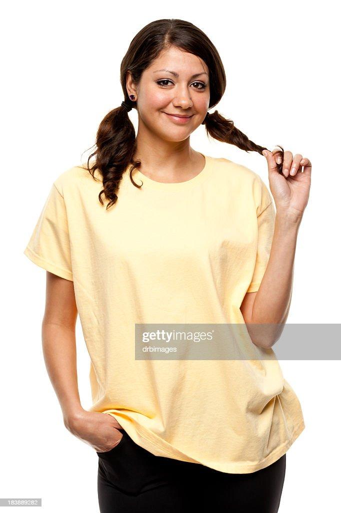 Female Portrait : Stock Photo