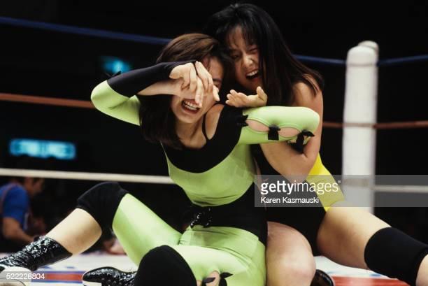 Female Pro Wrestlers