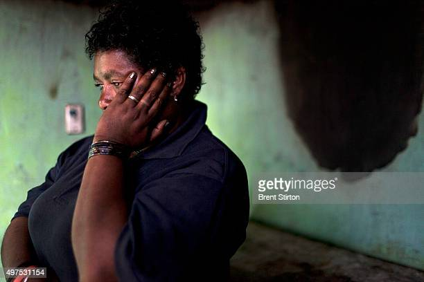 A female rape victim of the security forces at the Porgera Joint Venture gold mine Porgera Papua New Guinea 18 November 2010 This woman was caught by...